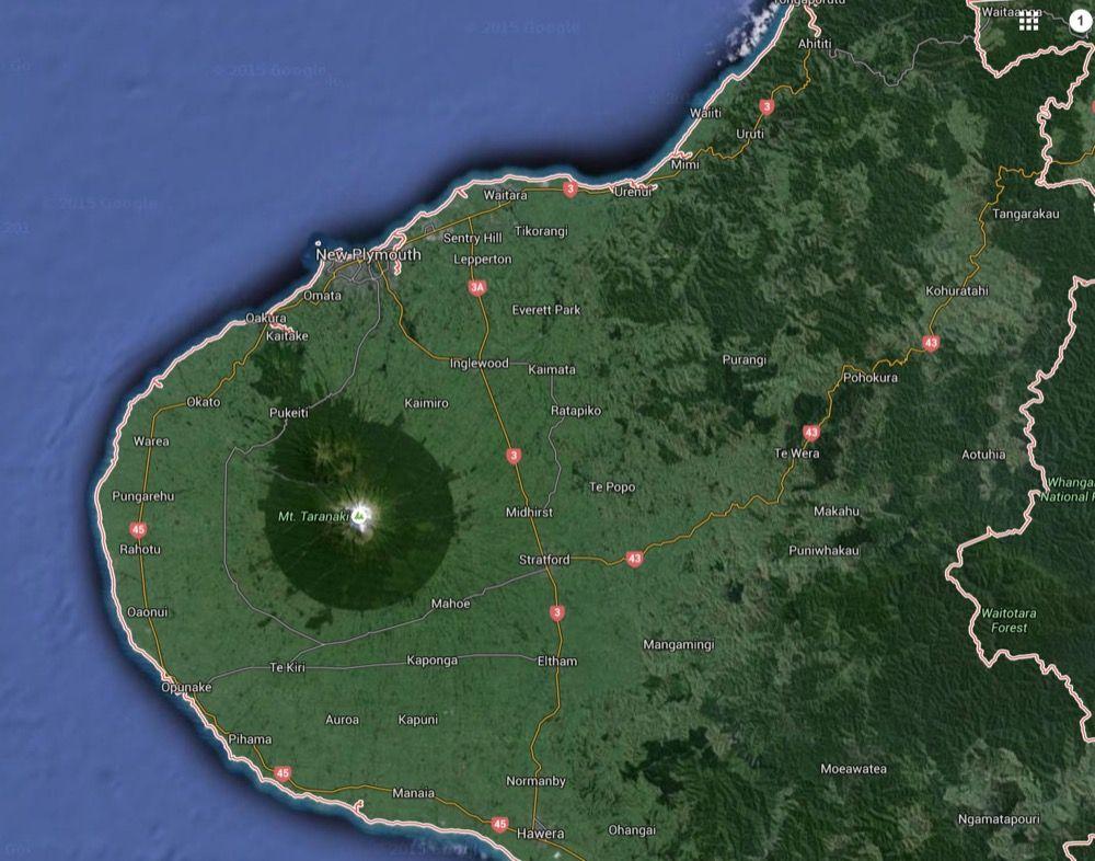 taranaki-mapa